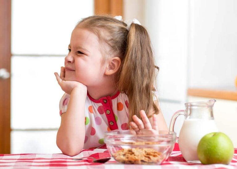 Naturlige lægemidler til børn med dårlig appetit