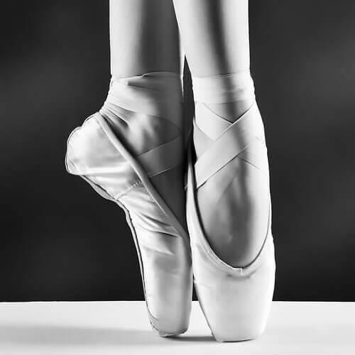Balletfoedder
