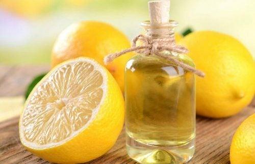 Citron olie