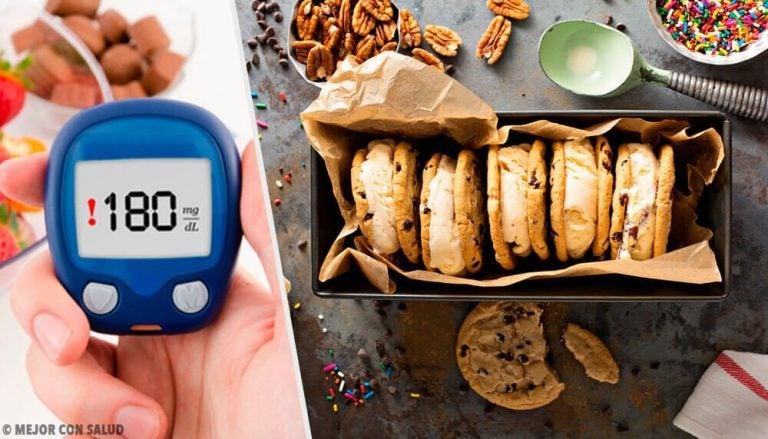 Fire desserter til diabetikere