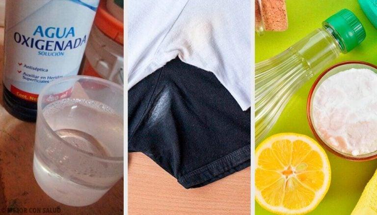6 tips til at fjerne deodorantpletter på dit tøj