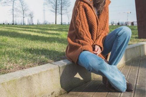 Flare jeans er på vej tilbage