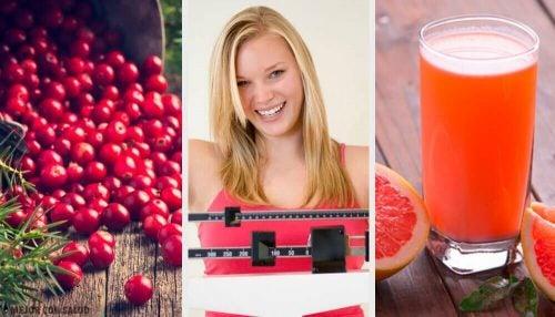 6 frugter der nemt vil hjælpe dig med at tabe vægt