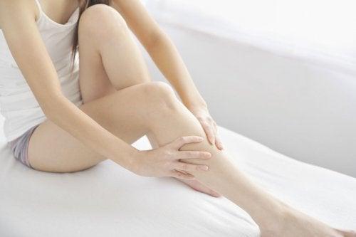 Hvide ben