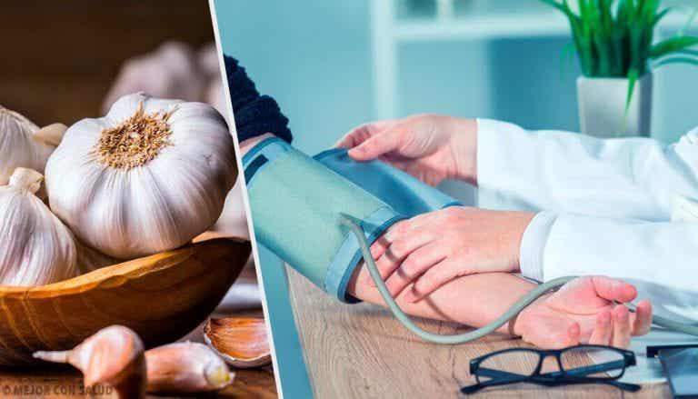 Sådan bruger du hvidløg mod forhøjet blodtryk