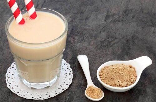 Ingefaer smoothie - afrodisiakalske drinks