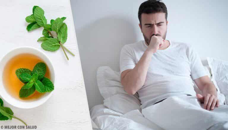 5 bedste te til at behandle en irriterende hoste