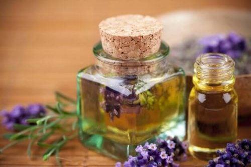 Lavendelolie mod daarlig fodlugt