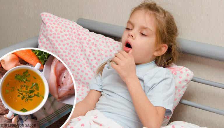 6 naturlægemidler mod hoste til børn