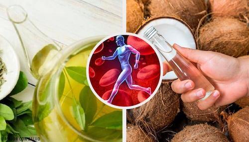 7 naturmidler mod dårligt blodomløb