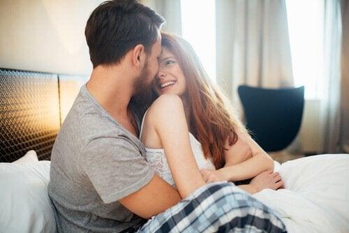 Romantik i sengen