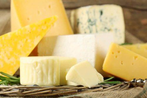 Forskelig ost