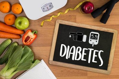 En sund slankekur for diabetikere