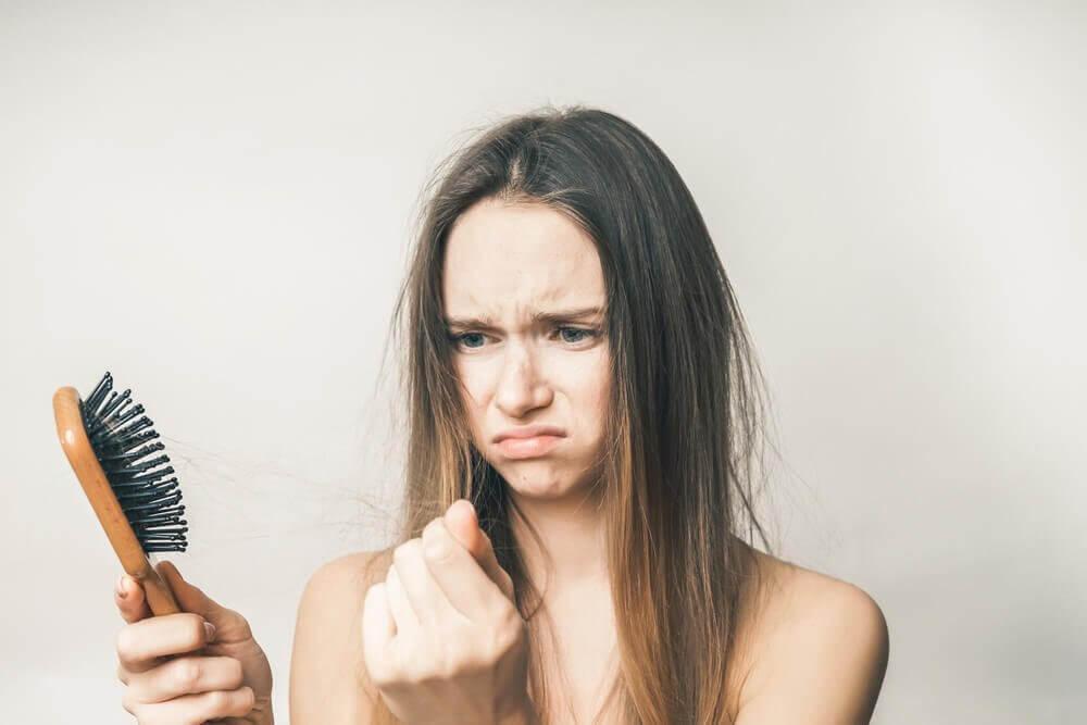 Hjemmemidler mod hårtab
