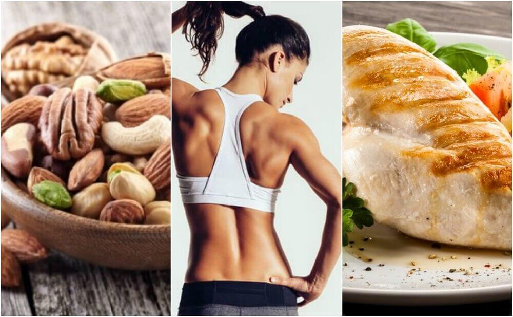 Sådan skal du spise, hvis du vil have gode muskler