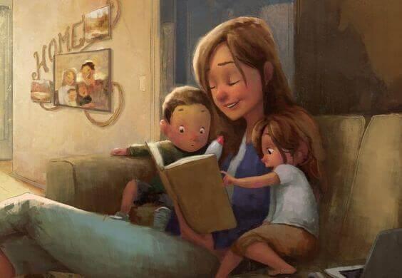 7 tips til at blive en super mor