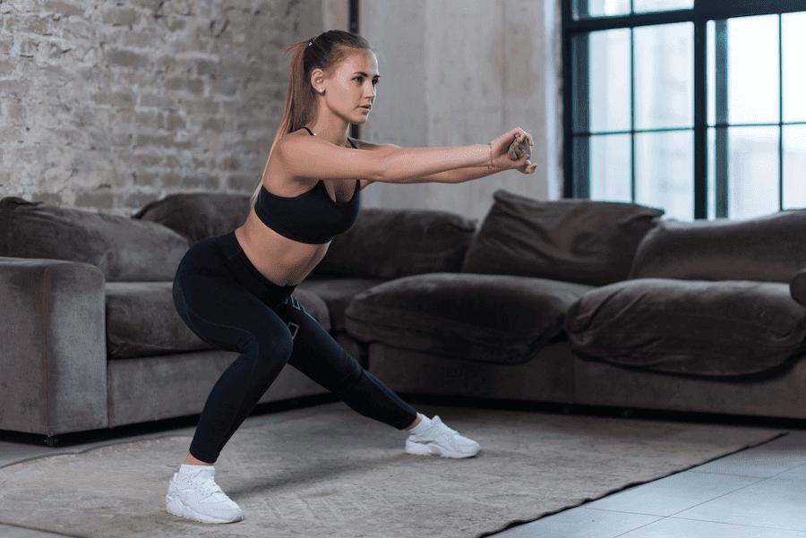 De bedste øvelser for at få flotte hofter