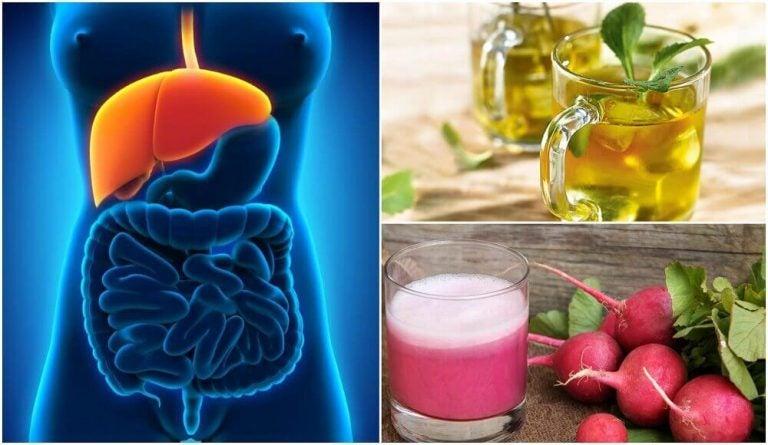 Opdag hvordan du kan behandle fedtlever naturligt