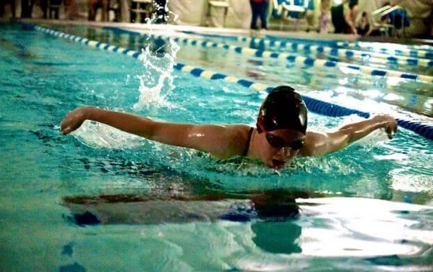 Svømning: En sport der træner hele kroppen