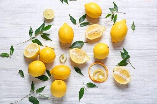 Citroner hjælper med vægttab