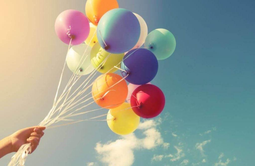 16 sjove ideer: Sådan pynter du op med balloner