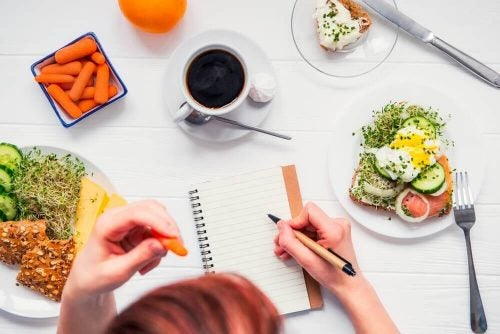 Spis fem måltider om dagen
