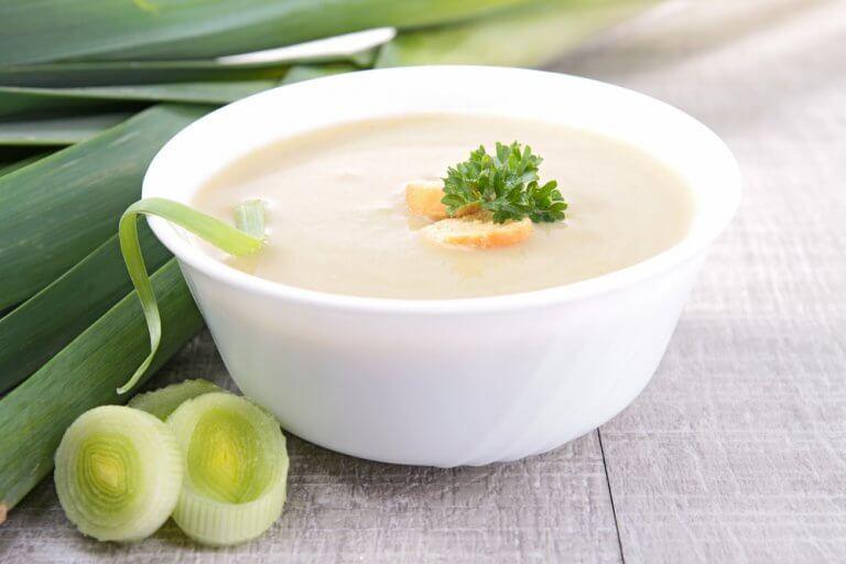 Groentsagssuppe - sunde cremede groentsagssupper