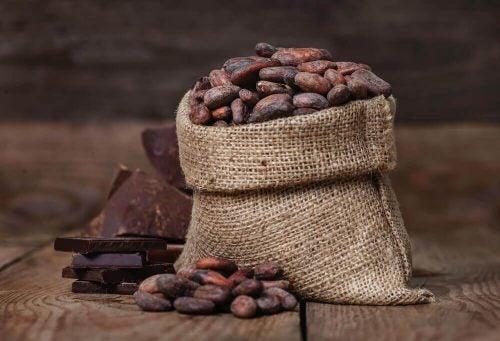 Hudpleje med kakao