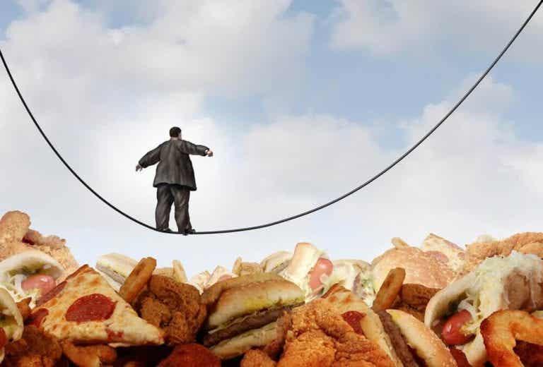 Bekæmp din madafhængighed før en ny kostplan
