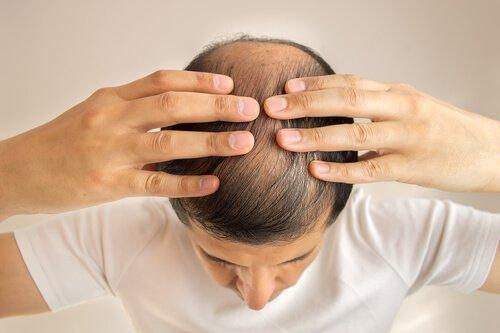 massage af hovedbund