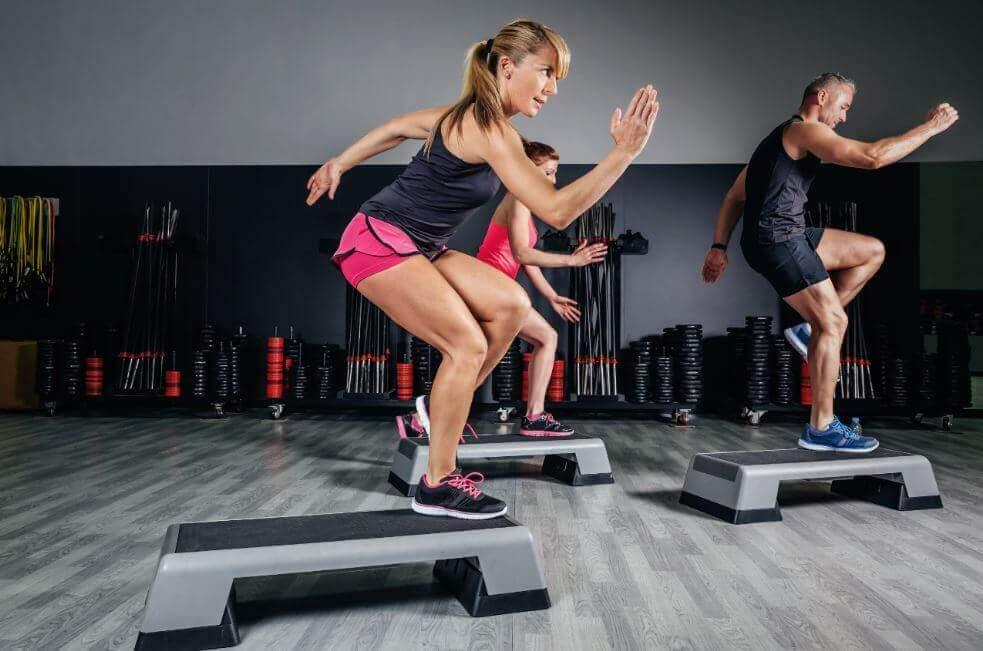De mentale og fysiske fordele ved aerobics
