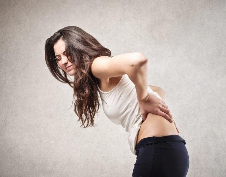 5 sygdomme der giver rygsmerter