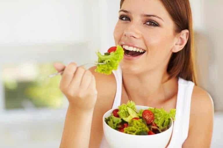 Prøv denne veganske kost til vægttab