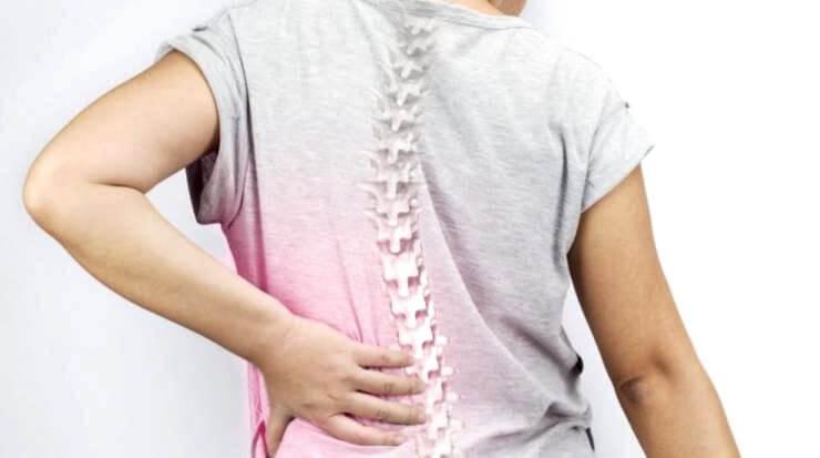 sygdomme i ryggen