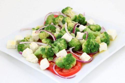 Omelet med spinat