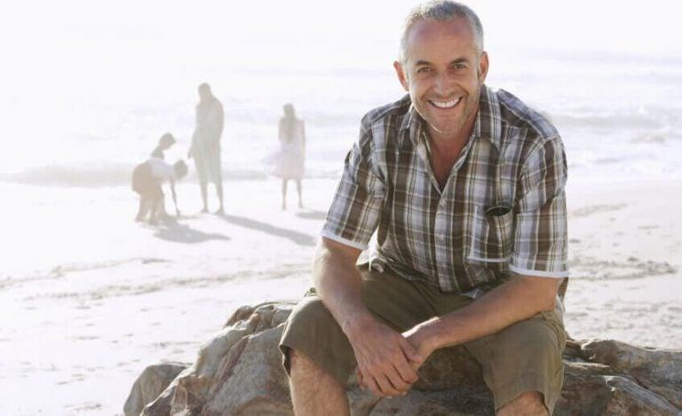 En sund krop i en sen alder: Sådan gør du
