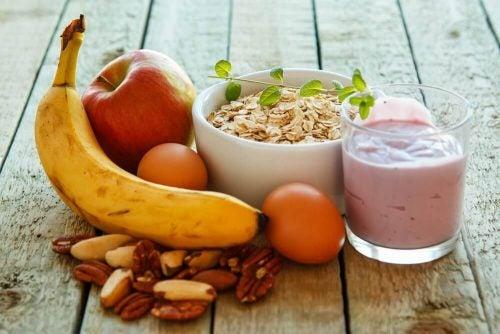 Sund afbalanceret morgenmad