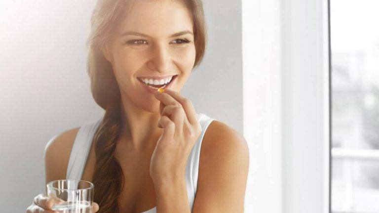 Tag disse 4 vitaminer for at forbedre dit immunsystem