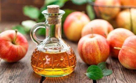 æble-eddike mod muskelsmerter
