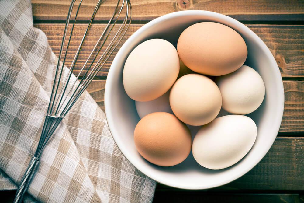 hvad er æg godt for