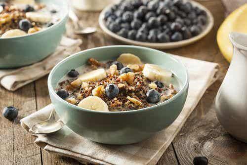Fem slankende ingredienser, du kan bruge til morgenmad