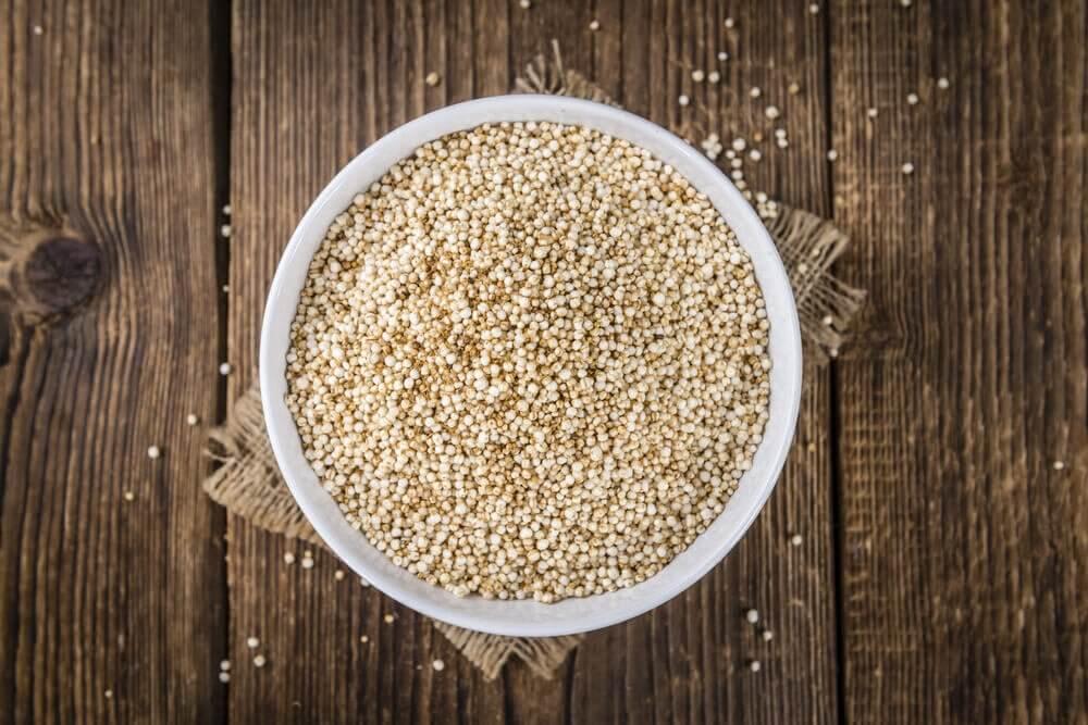 Lyse quinoa