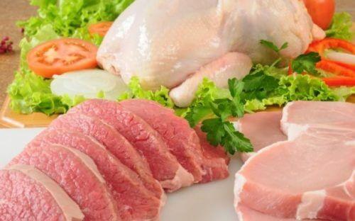 Råt kød