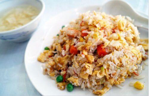 Opskrift på ris