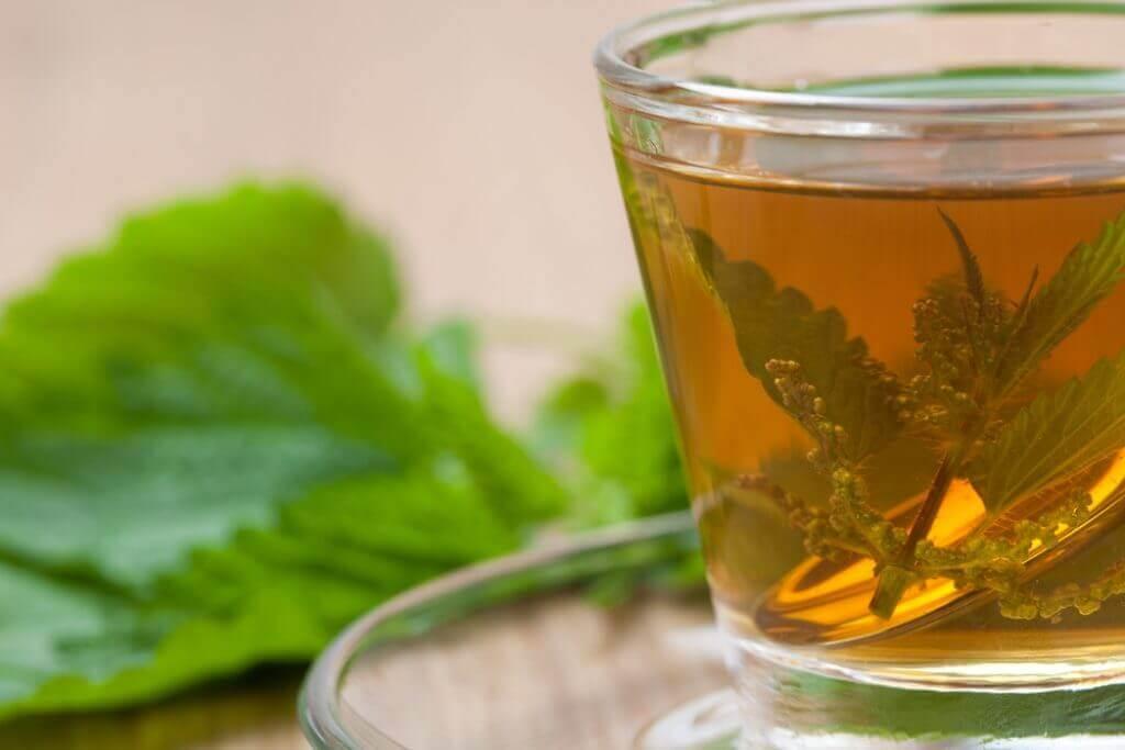 brændenælde-te