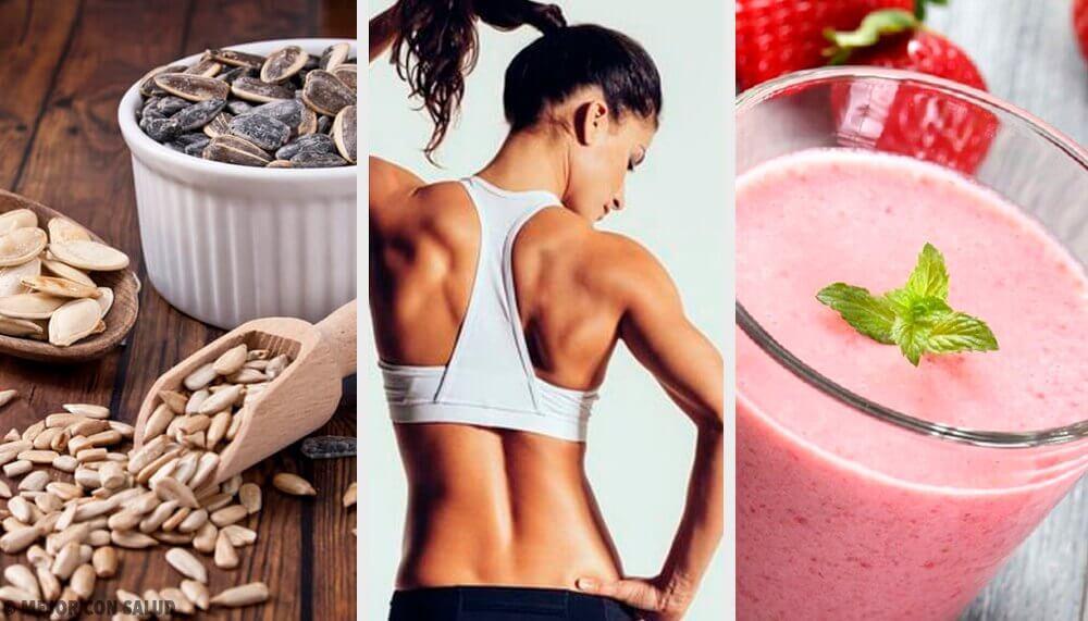Få større muskler som veganer