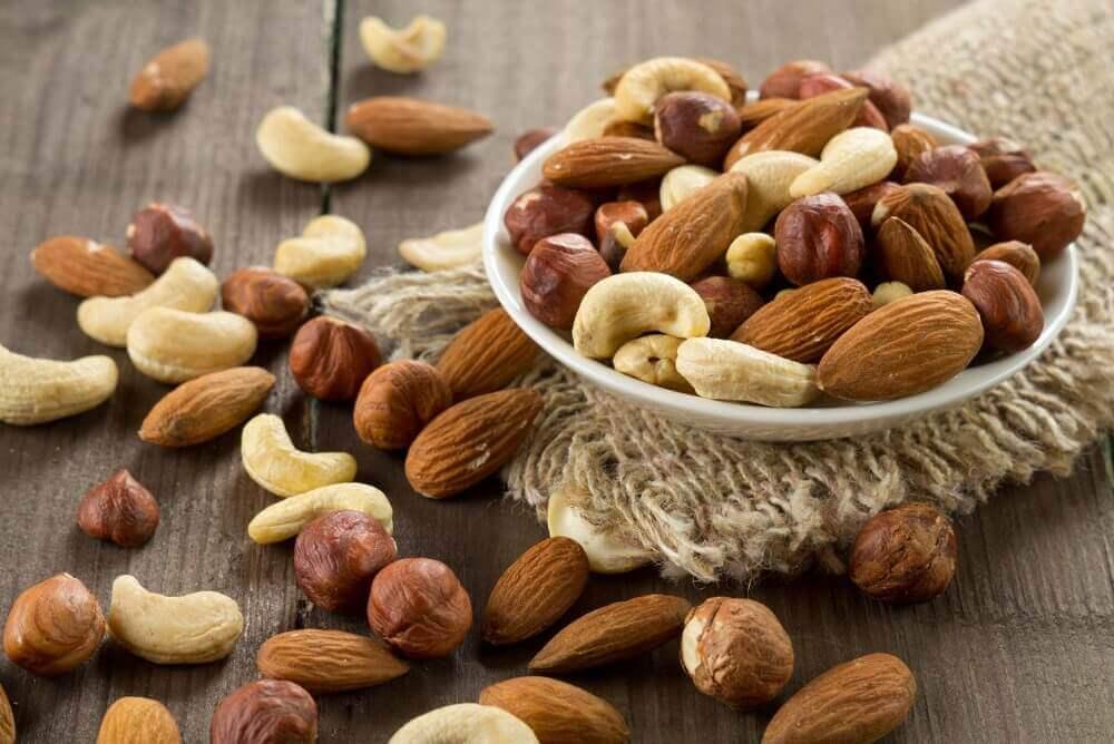 spis nødder