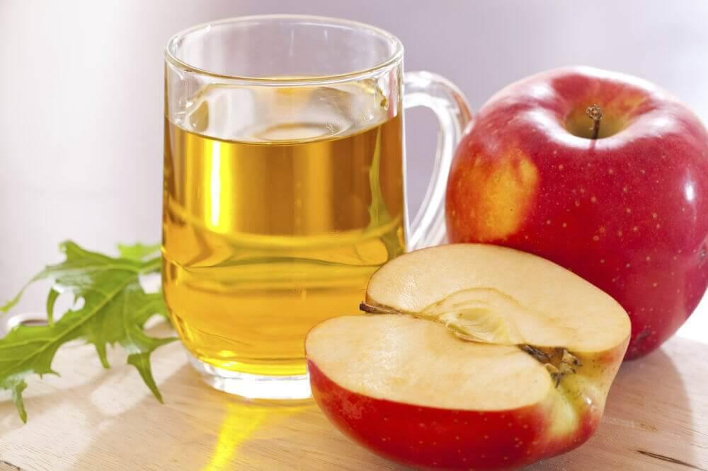 æbleeddike til at reducere højt kolesterol og blodsukker