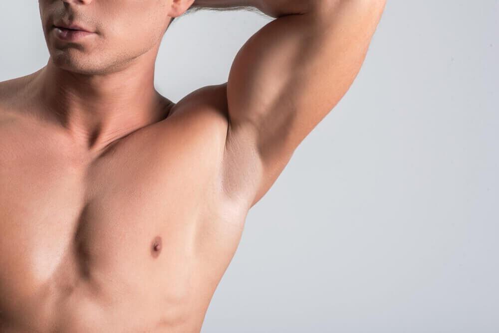 Gør dine armhuler lysere med seks hjemmemidler