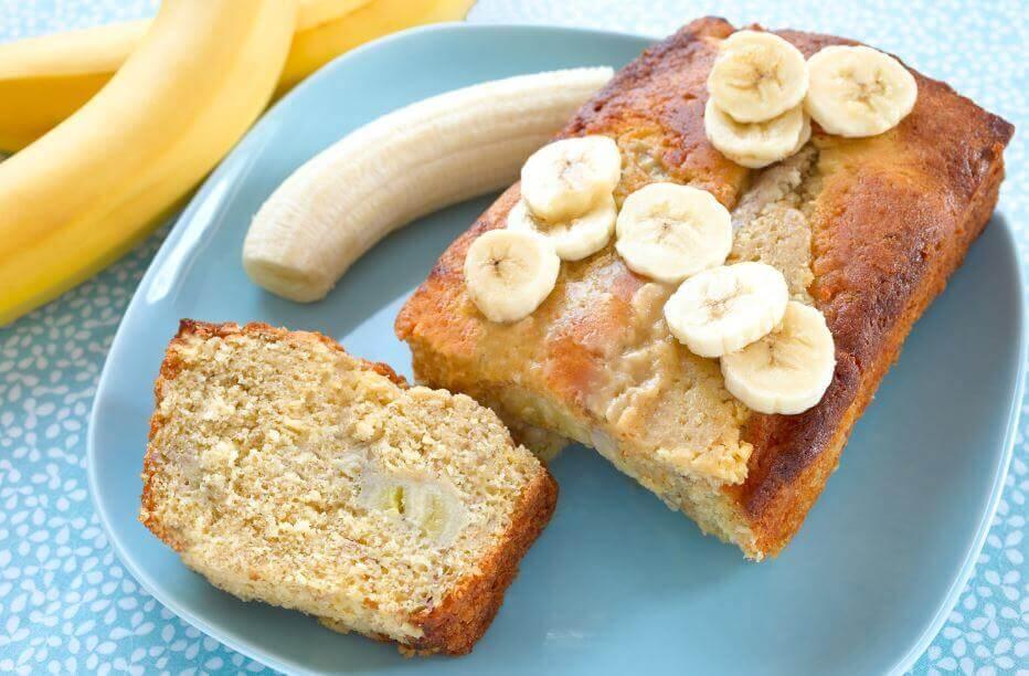 3 måder til at lave banankage derhjemme